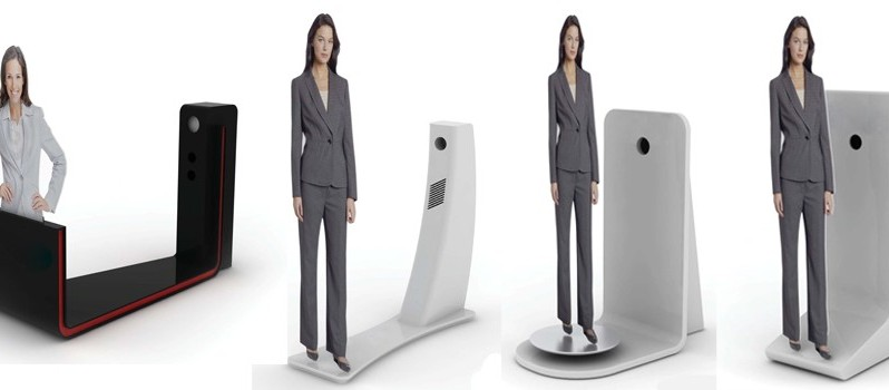 The Virtual Sales person