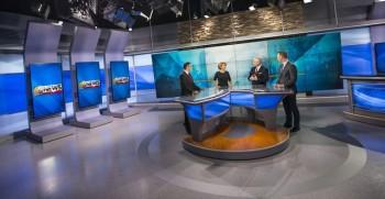 VDS - Các hãng truyền hình cung cấp tin tức với biển báo kỹ thuật số