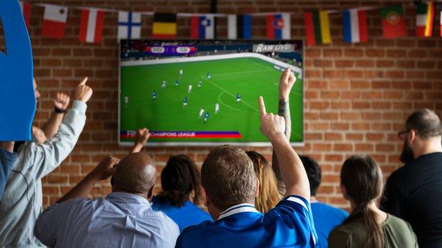 VDS - World Cup 2018 - Cách quảng cáo sân vận động thời công nghệ