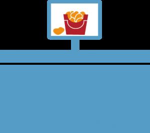 Màn Hình Quảng Cáo dành cho nhà hàng 1
