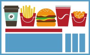 Màn Hình Quảng Cáo dành cho nhà hàng