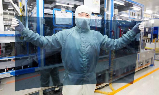 """VDS - Thế lực ngầm nào ở Trung Quốc đang âm mưu """"soán ngôi"""" Samsung trên thị trường màn hình OLED2"""