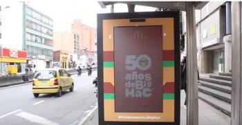 VDS - McDonald's kỷ niệm 50 năm của Big Mac với bữa tiệc khiêu vũ kỹ thuật số